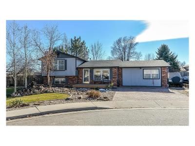 Larimer County Single Family Home Active: 2820 Snowberry Place