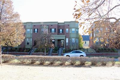 Condo/Townhouse Active: 7990 East 29th Avenue