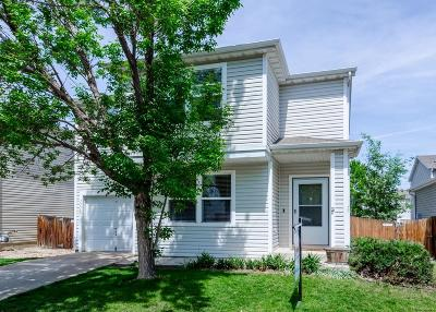 Single Family Home Under Contract: 11787 West Tufts Place