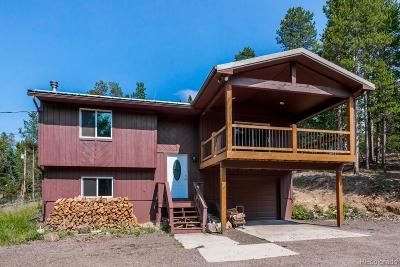 Conifer Single Family Home Sold: 12229 Circle Drive