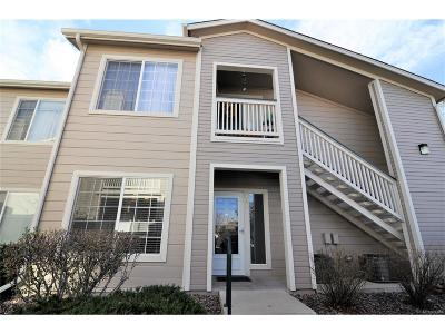 Highlands Ranch Condo/Townhouse Active: 8437 Thunder Ridge Way #101