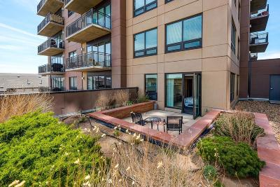 Denver Condo/Townhouse Under Contract: 1650 Fillmore Street #605