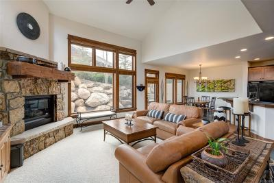 Steamboat Springs Condo/Townhouse Under Contract: 212 Sleepy Hollow Lane