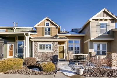 Castle Rock Condo/Townhouse Under Contract: 4775 Stony Mesa Court