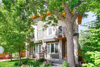 Denver Condo/Townhouse Active: 1943 Lowell Boulevard