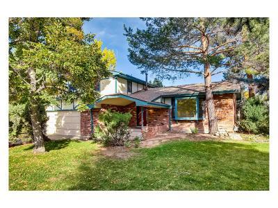 Littleton CO Single Family Home Active: $389,000