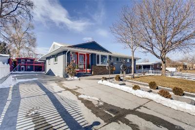 Denver Single Family Home Active: 8561 Richard Road