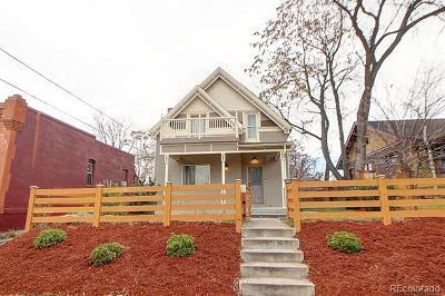 Denver Single Family Home Active: 2325 Julian Street