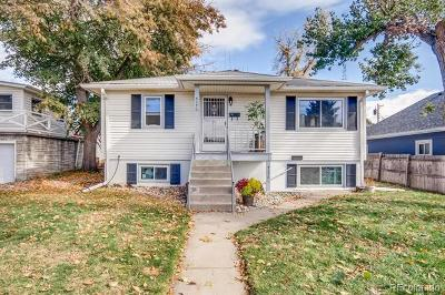 Arapahoe County Single Family Home Active: 4170 South Bannock Street