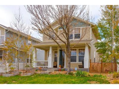 Frederick Single Family Home Under Contract: 5830 Canyon Street