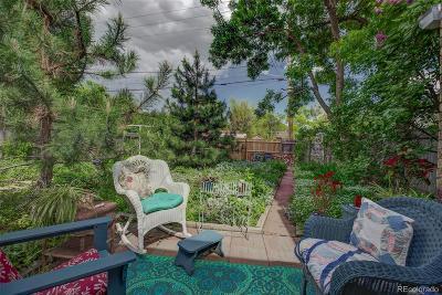 Park Hill, Parkhill Single Family Home Active: 1632 Colorado Boulevard