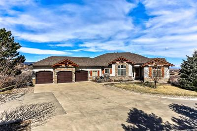 Castle Rock CO Single Family Home Active: $1,198,000