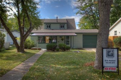 Englewood Single Family Home Active: 4787 South Grant Street
