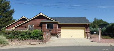 Wheat Ridge Single Family Home Active: 6095 West 49th Place