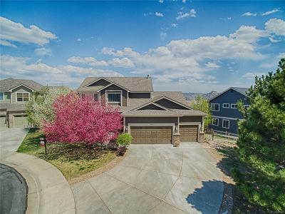 Red Hawk Single Family Home Under Contract: 1671 Rose Petal Lane