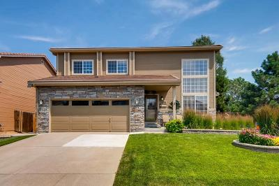 Denver Single Family Home Under Contract: 19899 East 41st Avenue