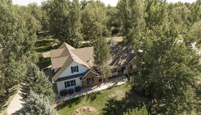 Niwot Single Family Home Under Contract: 5986 Heather Way