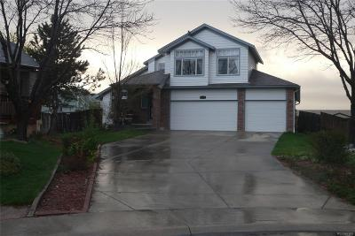 Littleton Single Family Home Under Contract: 4973 South Miller Court