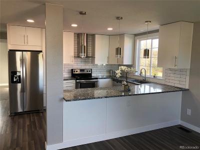 Denver CO Single Family Home Active: $387,000