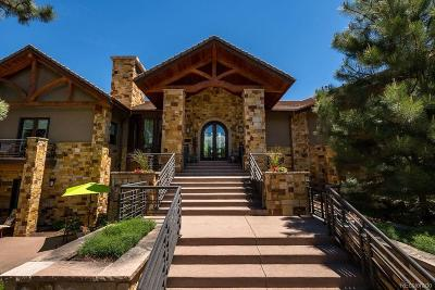 Castle Pines Village, Castle Pines Villages Single Family Home Active: 200 Equinox Drive