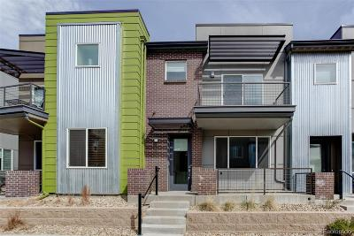 Denver Condo/Townhouse Active: 2021 West 67th Place