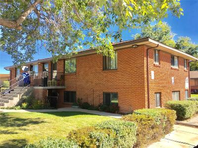 Lakewood Multi Family Home Under Contract: 9493 West 14th Avenue