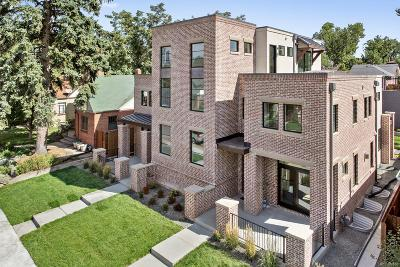Condo/Townhouse Under Contract: 354 South Franklin Street
