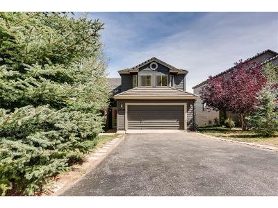 Golden Single Family Home Active: 24079 High Meadow Drive