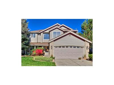 Littleton Single Family Home Under Contract: 7261 West Alder Avenue