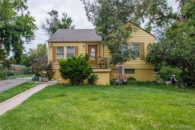 Jefferson County Single Family Home Active: 295 Teller Street