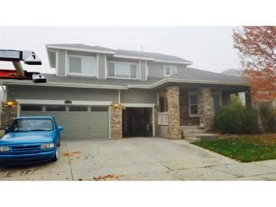 Commerce City Single Family Home Active: 9852 Jasper Drive