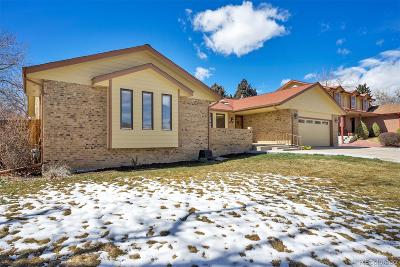 Arvada Single Family Home Active: 6835 Allison Street