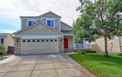 Aurora Single Family Home Active: 22404 East Dorado Drive