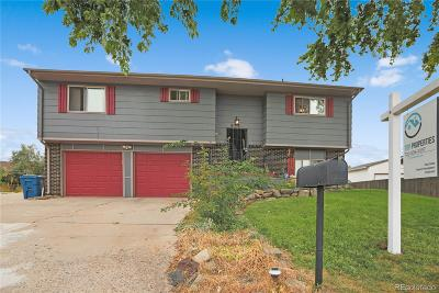 Aurora Single Family Home Active: 975 Kalispell Street