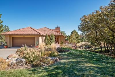 Littleton Single Family Home Active: 6950 Puma Trail