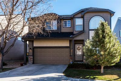Commerce City Single Family Home Active: 9764 Joliet Circle