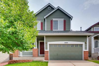 Highlands Ranch Single Family Home Active: 10460 Ketchwood Court