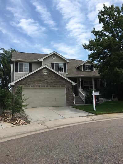 Highlands Ranch Single Family Home Active: 9756 Bucknell Court