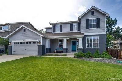 Castle Pines Single Family Home Active: 7237 Shoreham Drive