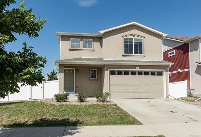 Denver Single Family Home Under Contract: 5537 Killarney Street