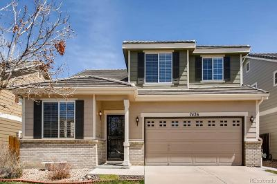 Aurora CO Single Family Home Active: $393,000