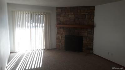 Denver Condo/Townhouse Under Contract: 8600 East Alameda Avenue #101