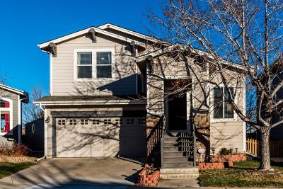 Highlands Ranch Single Family Home Under Contract: 10605 Cherrybrook Circle