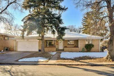 Aurora Single Family Home Active: 1053 Kenton Street