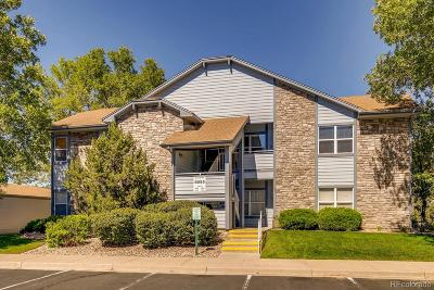 Lakewood Condo/Townhouse Active: 8055 West Eastman Place #204