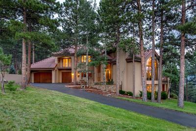 Evergreen Single Family Home Under Contract: 2784 Cortina Lane