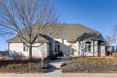 Longmont Single Family Home Active: 12987 Hillcrest Drive