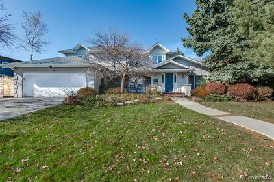Denver Single Family Home Active: 111 Forest Street