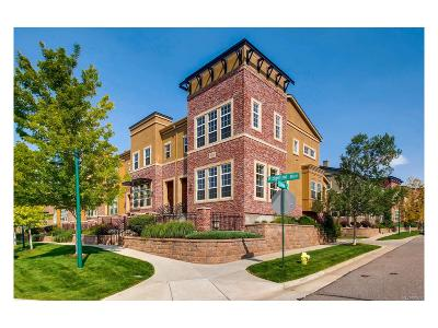 Highlands Ranch Condo/Townhouse Under Contract: 9424 Ridgeline Boulevard #A