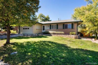 Aurora Single Family Home Active: 2535 South Pagosa Street